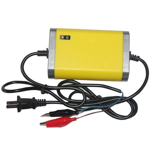 高效智能摩托车电瓶充电器