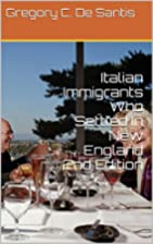 Italian Immigrants Who Settled In New…