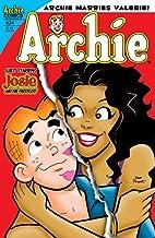 Archie #634 by Dan Parent