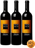 Brancaia Tre IGT Toscana 2011 Wine 75 cl (Case of 3)