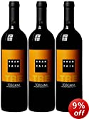 Brancaia Tre IGT Toscana 2011 Wine 75 cl (Case of 3)