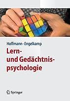 Lern- und Gedächtnispsychologie…