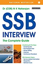 SSB Interview: The Complete Guide by Dr. N.…