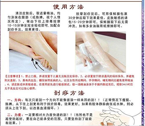 使用方法: (1)沐浴后货用热毛巾敷后,根据修复的面积取适量的精油