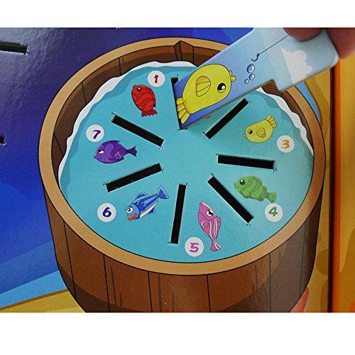 儿童益智手工钟表制作