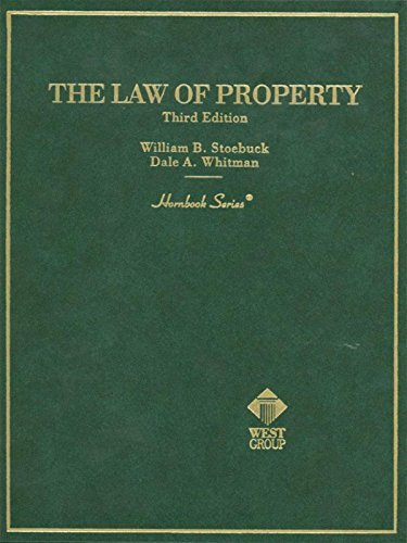 law-of-property-3d-hornbook-series