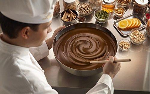 リンツのチョコレートはなぜ、こんなにおいしいのでしょう?