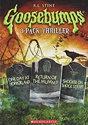 Goosebumps: One Day at Horrorland / Return…