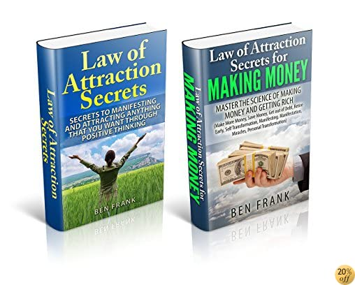 TLaw of Attraction Secrets and Law of Attraction Secrets for Making Money: Secrets to Attracting Anything That You Want Through Positive Thinking & Master ... Getting Rich (thesuccesslife.com Book 9)