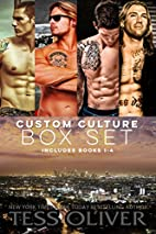 Custom Culture Box Set by Tess Oliver