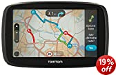 TomTom GO 50 5-inch Sat Nav with Lifetime Western Europe Maps and Lifetime Traffic Updates
