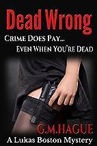 Twice As Dead: A Lukas Boston Mystery Book…