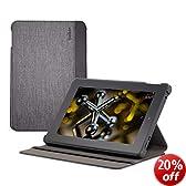 Belkin Shield Fit Chambray Case for Fire HD 7 (4th Generation), Blacktop