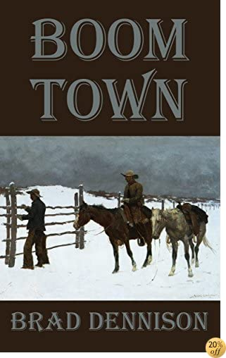 TBoom Town (The McCabes Book 4)