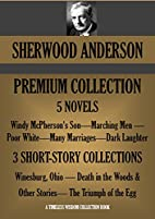 SHERWOOD ANDERSON PREMIUM COLLECTION 8 BOOKS…