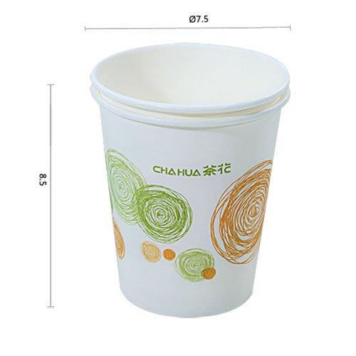 纸杯垃圾桶制作方法解说