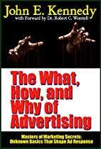 The What, How, and Why of Advertising:…