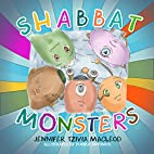 Shabbat Monsters (Jewish Monsters Book 1) by…