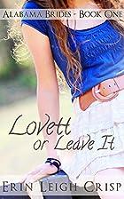Lovett or Leave It (Alabama Brides Book 1)…