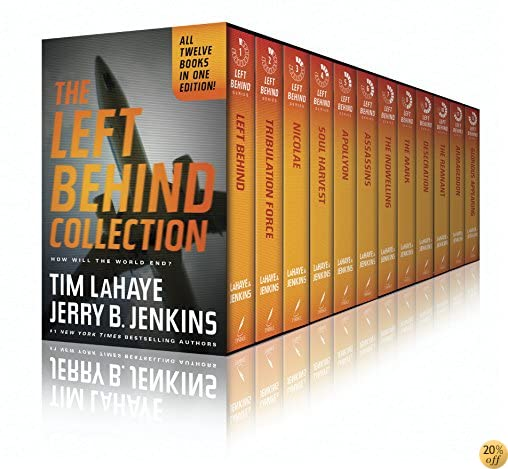 TThe Left Behind Collection