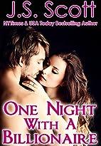 One Night with a Billionaire ~ Jason &…