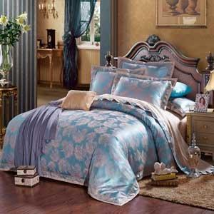 欧式双边床罩的剪法