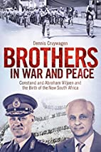 Brothers in War and Peace: Constand and…