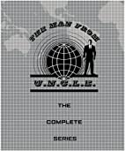 The Man from U.N.C.L.E.: The Complete…