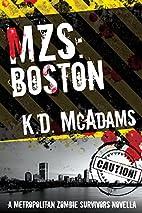 MZS: Boston (Metropolitan Zombie Survivors…
