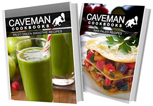 paleo-green-smoothie-recipes-and-raw-paleo-recipes-2-book-combo-caveman-cookbooks