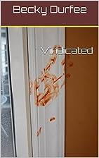 Vindicated (A Jenny Watkins Mystery Book 6)…