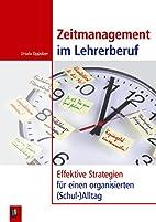 Zeitmanagement im Lehrerberuf: Effektive…