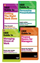The HBR Guides Collection (8 Books) (HBR…