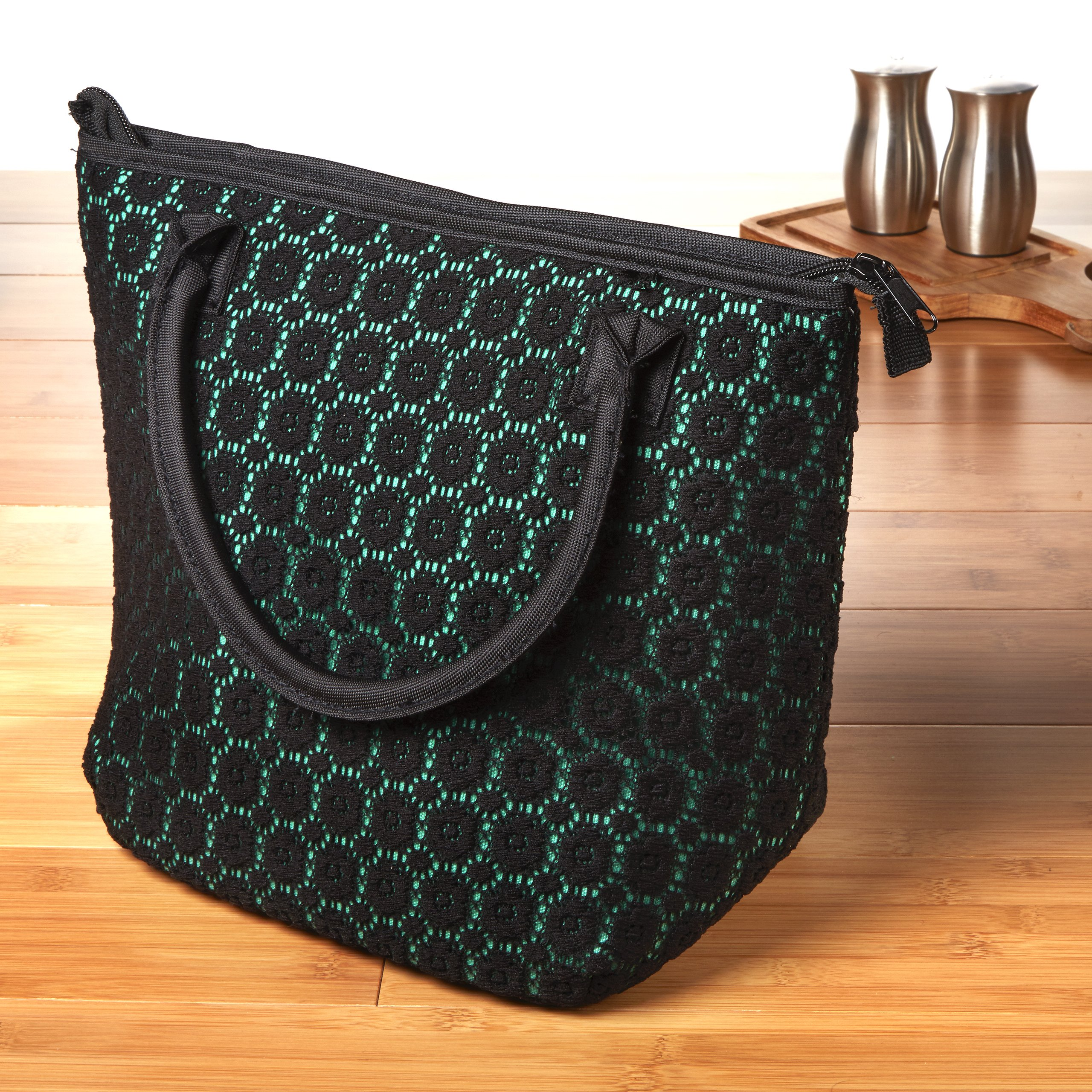 Fit Amp Fresh Ladies Luxurious Lace Chicago Insulated Lunch