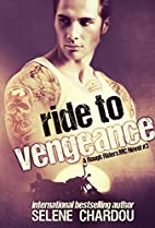 Ride To Vengeance (The Rough Riders, #3) by…