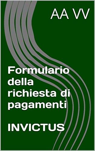 formulario-della-richiesta-di-pagamenti-formulari-giuridici-italian-edition