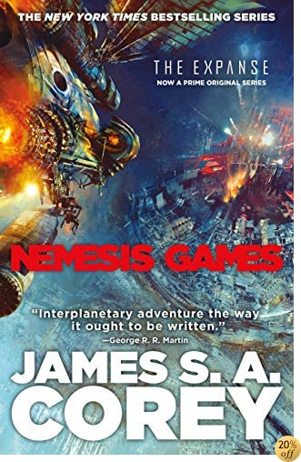 TNemesis Games (The Expanse)