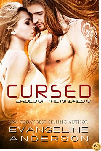 TCursed: Brides of the Kindred 13 (Alien Warrior Science Fiction Romance)