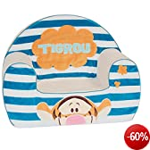 babycalin Disney Fauteuil Club Assise 25 cm Tigger Expressions