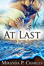 At Last (Time for Love, #5) by Miranda P.…