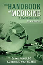 Handbook of Medicine in Developing Countries…