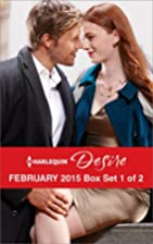 Harlequin Desire February 2015 Box Set 1 of…