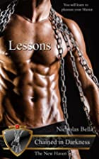 Lessons (Chained in Darkness, #3) by…