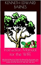 Instruction Manual for the WIFE: (Wonderful…