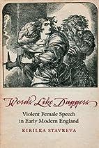 Words Like Daggers: Violent Female Speech in…