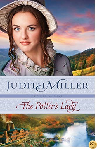 TThe Potter's Lady (Refined by Love Book #2)