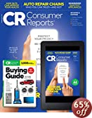 Consumer Reports [Print + Digital] & Annual Buying Guide