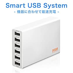 「Smart USB System」を搭載