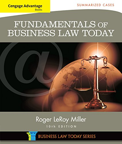 cengage-advantage-books-fundamentals-of-business-law-today-summarized-cases-miller-business-law-today-family