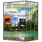 Zoe Donovan Boxed Set Books 7-9 by Kathi…